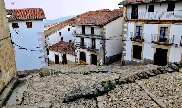 Candelario pueblos bonitos Salamanca