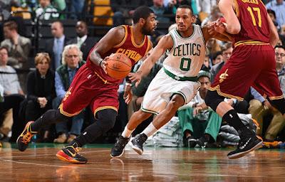 NBA : Cavaliers Head to Boston to Take on Celtics