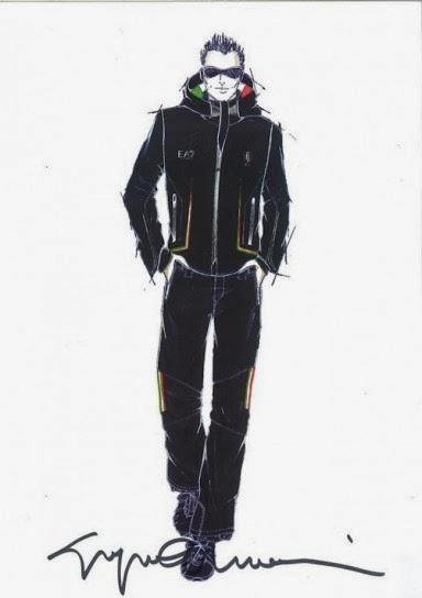 new product 7fe4a 6e90b Olimpiadi con stile, ecco chi veste gli atleti di Sochi 2014 ...