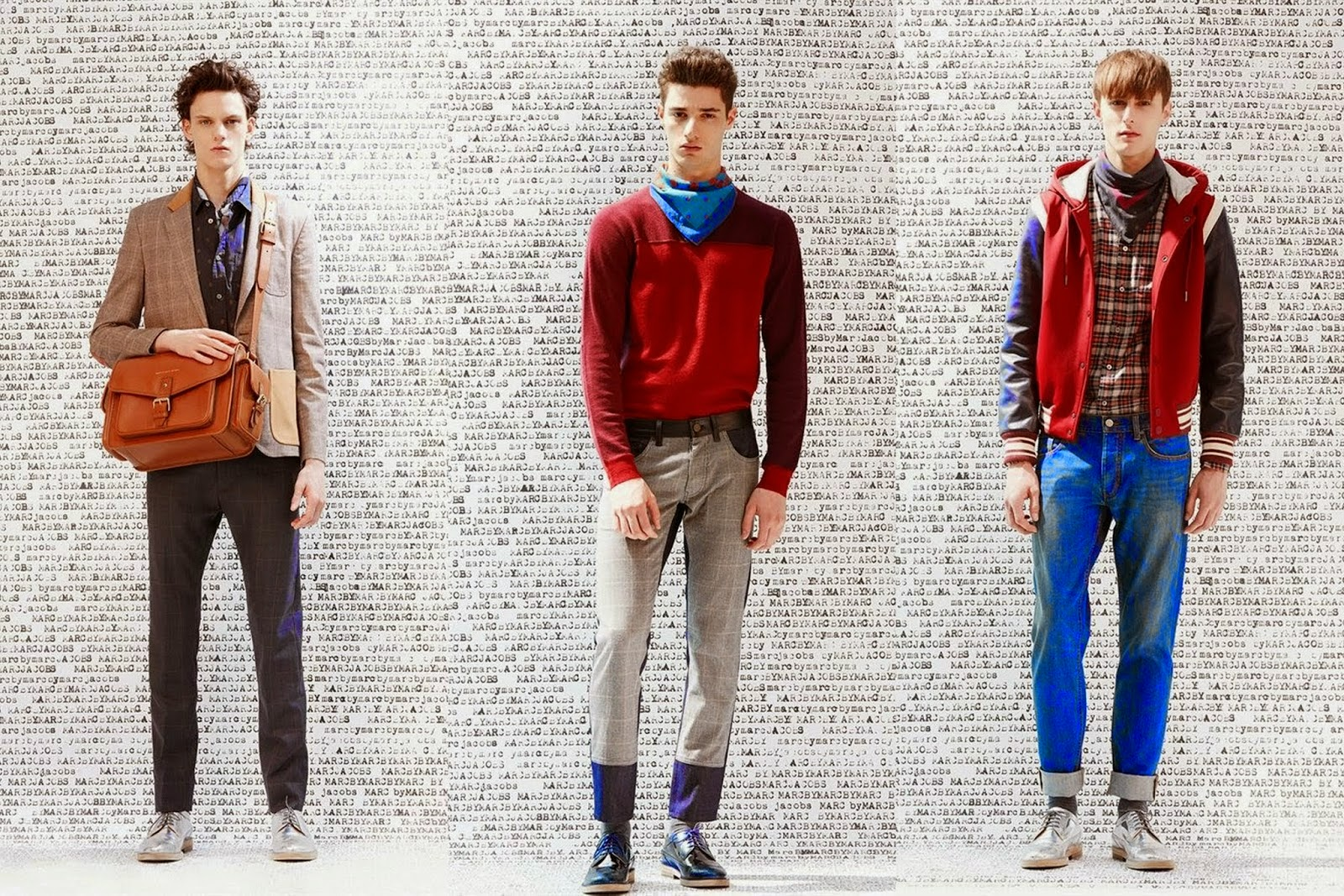 Marc by Marc Jacobs Resort 2015 Menswear  8ff043202d4