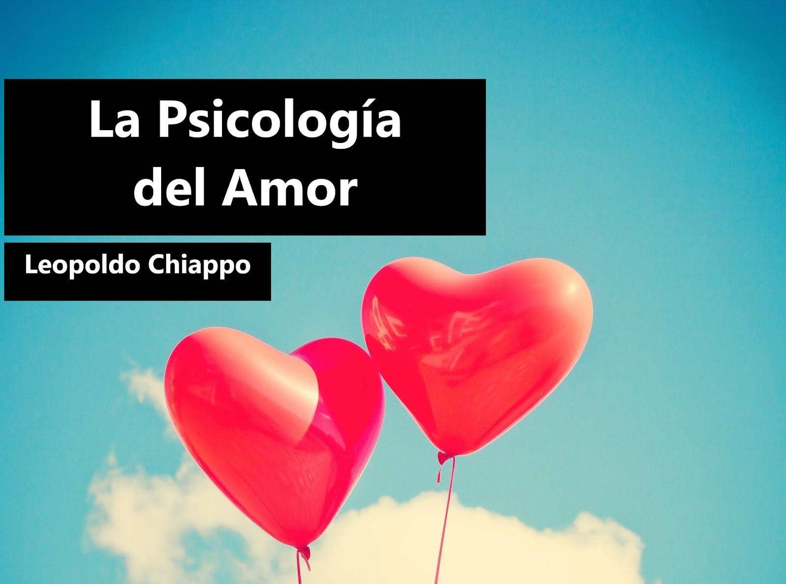 La psicología del amor. PDF