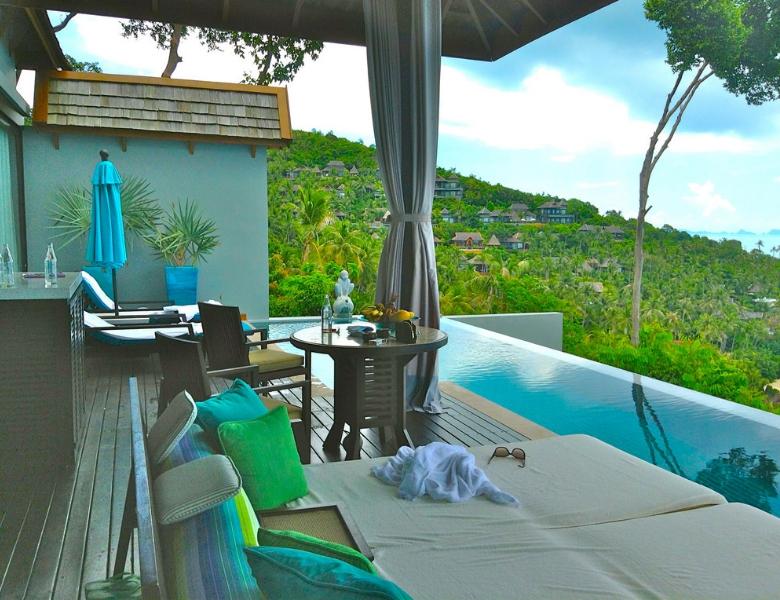 Resorts in Koh Samui
