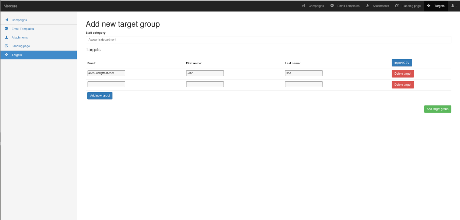 Mercure - A Tool For Security Managers Who Want To Train Their ...