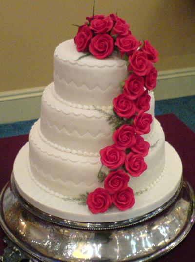 Sports Beautiful Wedding Cakes