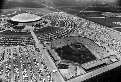 The Delta Dome 1964 Would The Future Of Sports In