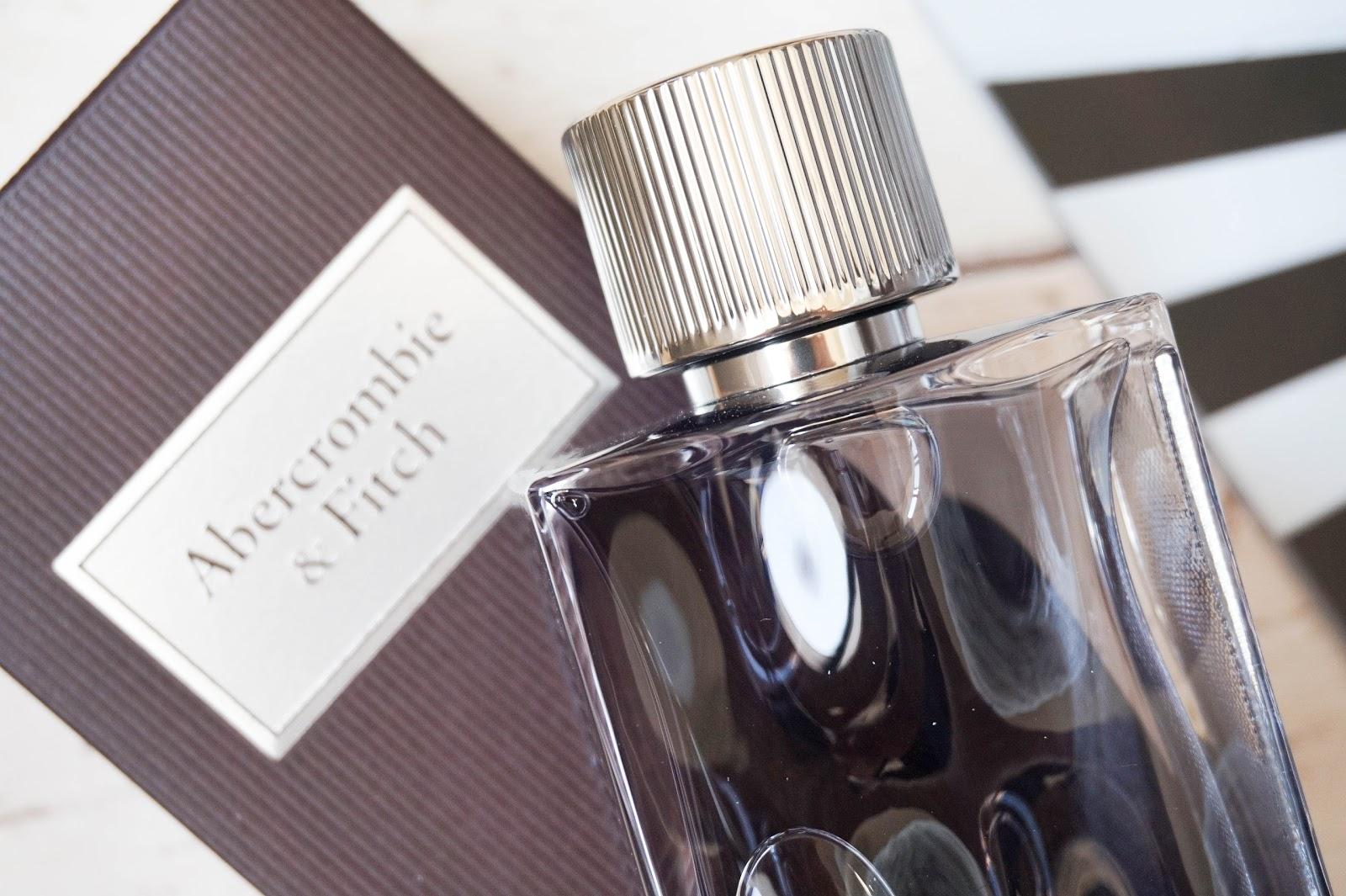 Men Beauty Products Worth Stealing... Abercrombie & Fitch First Instinct Eau De Toilette