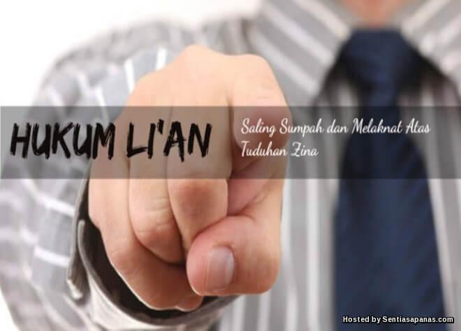 Sumpah Laknat (Li'an) Suami Isteri