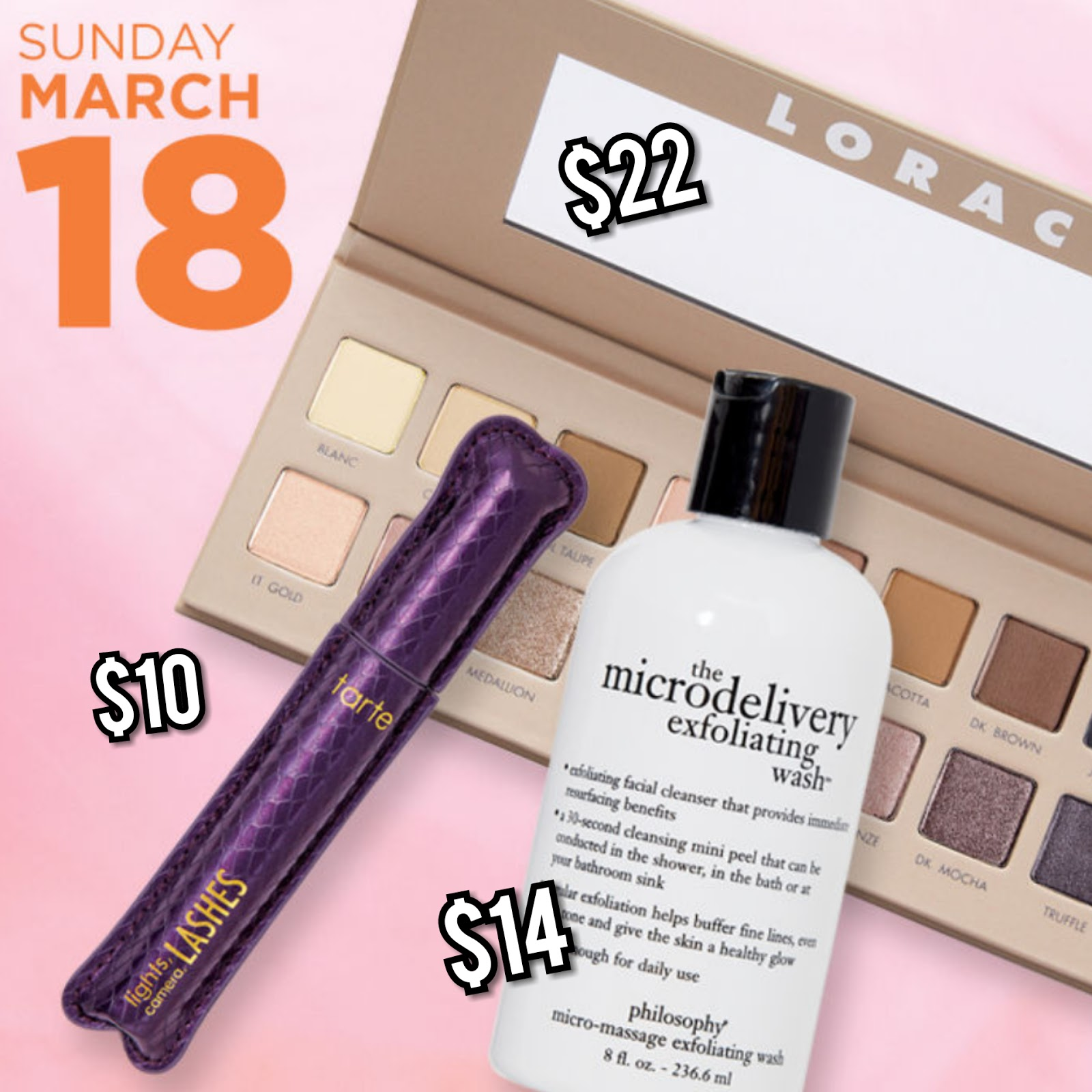 ulta 21 days of beauty march 2018
