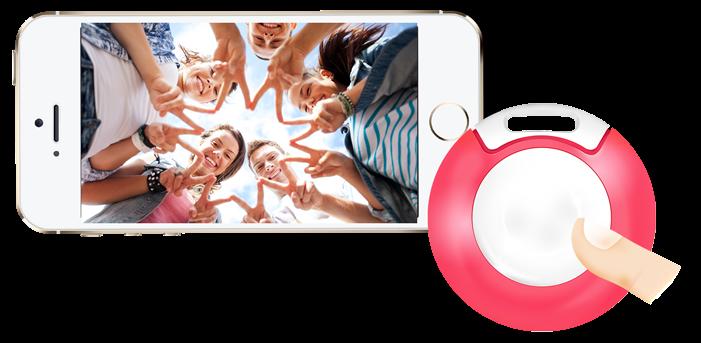 Qblinks遠端遙控手機:找手機、拍照、測溫度,按個鈕就完成