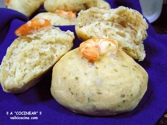 Pan de marisco