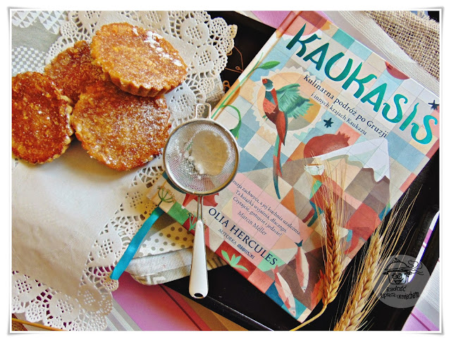 Cytrynowe tartaletki inspirowane książką KAUKASIS...