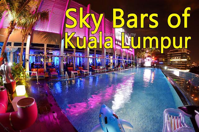 Kuala Lumpur Best Sky Bars