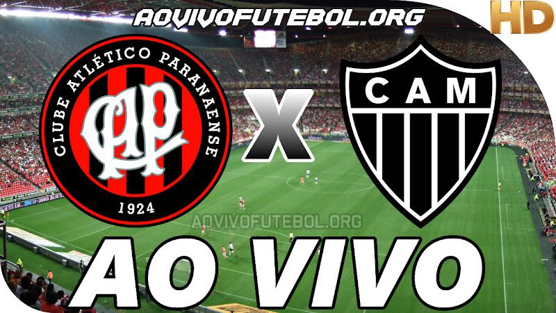 Atlético Paranaense x Atlético Mineiro Ao Vivo na TV HD