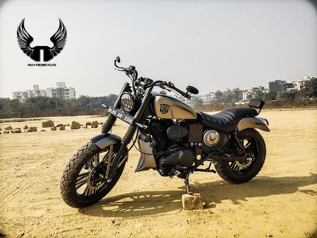 neev motorcycles lethal