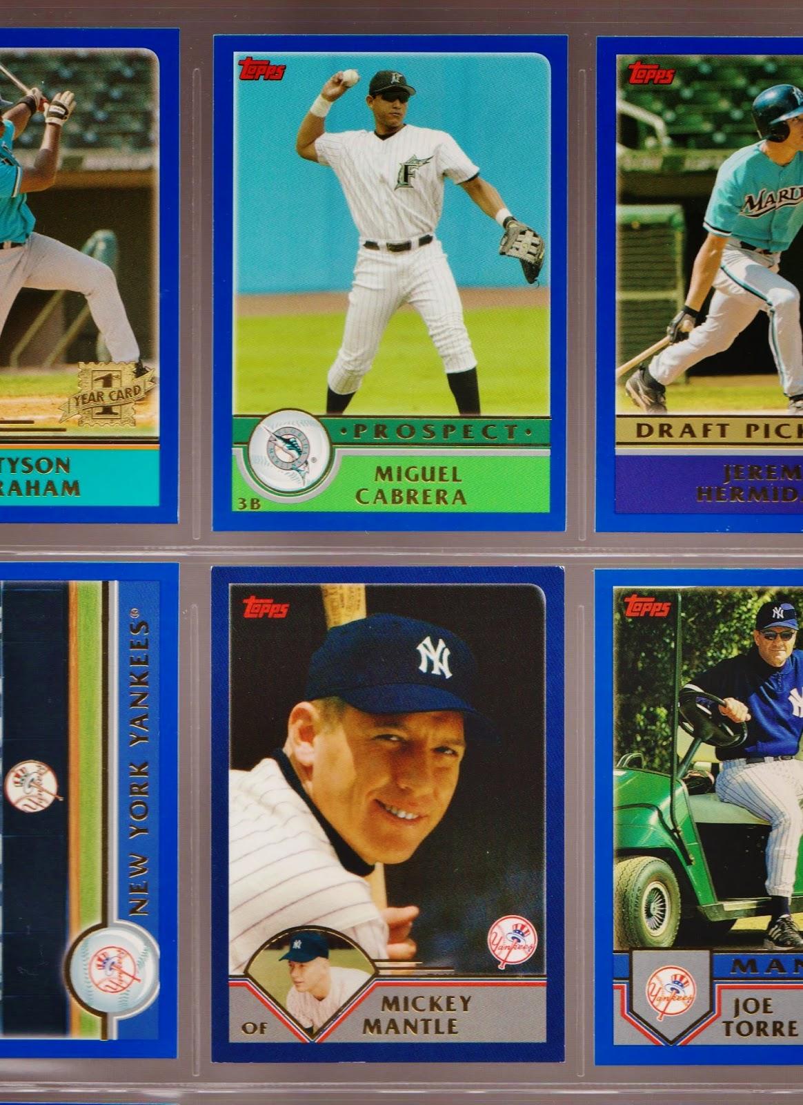 20th Century Topps Baseball 2003 Topps Traded Baseball Card