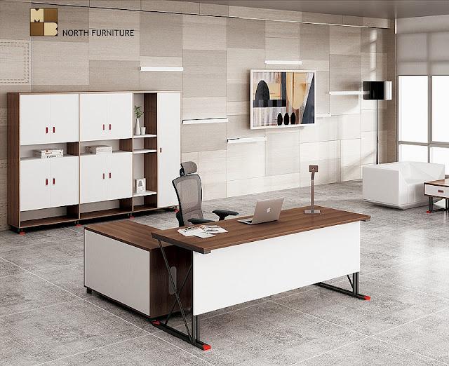 Tủ giám đốc nhập khẩu sở hữu chất lượng tối ưu với từng đường nét đều được sản xuất một cách tỉ mỉ, trau chuốt