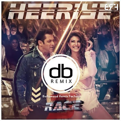 Heeriye - Race 3 (db Remix) - DJ Deep Bhamra