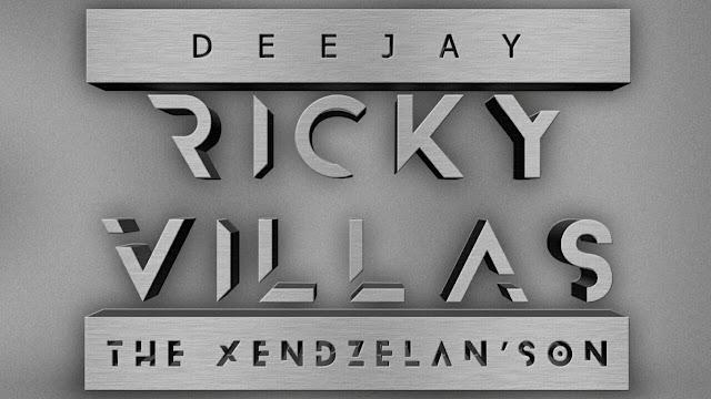 Dj Ricky Villas  - Kizomba Mix 2k18