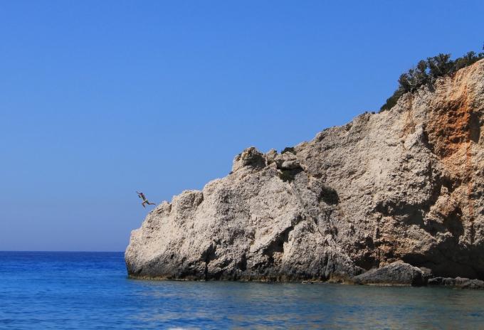 Porto Katsiki, Lefkas / Kreikka 2012 parhaat rannat
