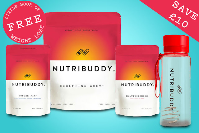 Nutribuddy  Weight Loss Starter Kit