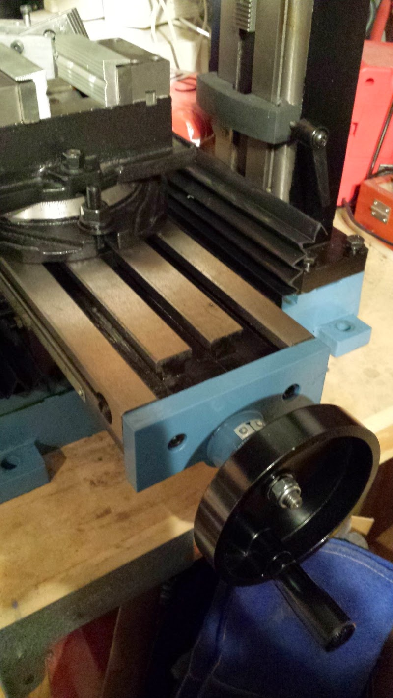 Fabulous Little Machine Shop Hitorque 3960 Tabletop Mill Review Pabps2019 Chair Design Images Pabps2019Com