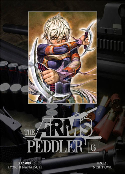 The Arms Peddler Tome 6 chez Ki-Oon