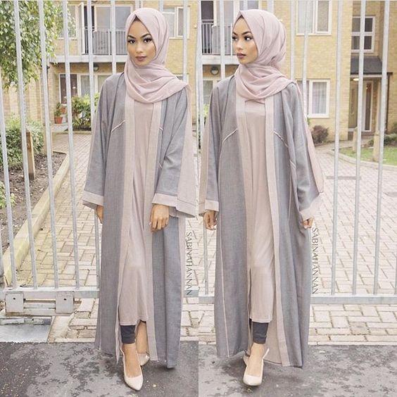 45 Trend Model Baju Lebaran Muslim 2018 Modis Stylish