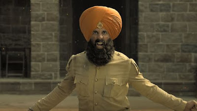 Kesari Movie Trailer Out