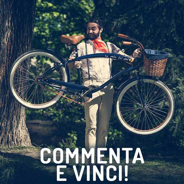 Vinci una bicicletta BeCruiser