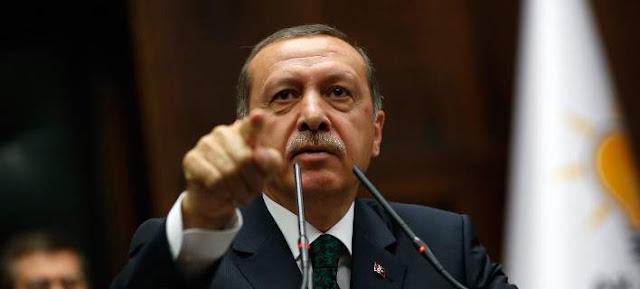 Υπαρκτή απειλή ο μεγαλοϊδεατισμός του Ερντογάν