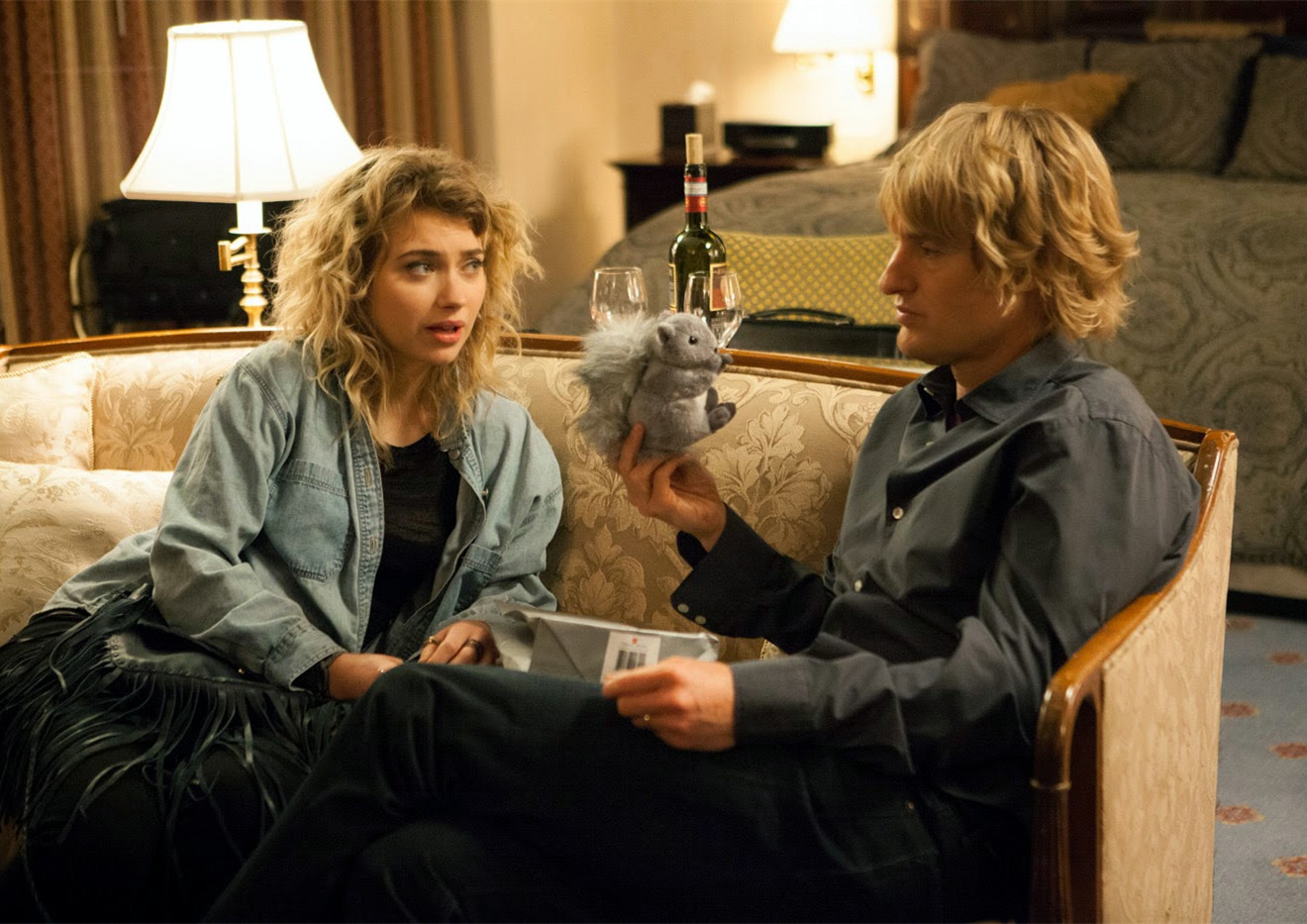Sinopsis Film She's Funny That Way (Jennifer Aniston, Quentin Tarantino, Imogen Poots)