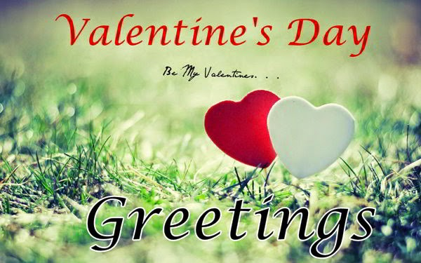 Happy Valentines Greetings 2017