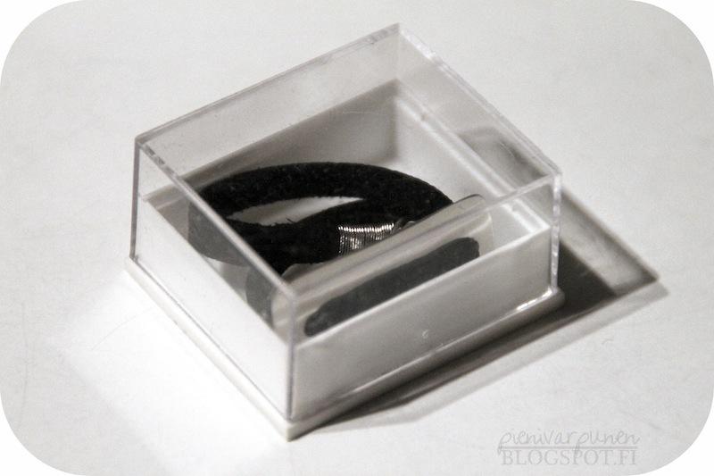 hopeasormus-itsetehty