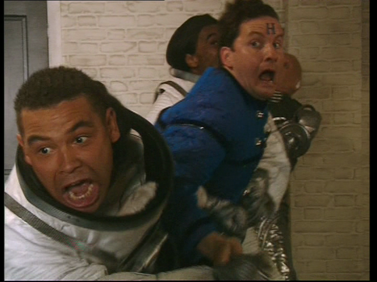 "Opinions Can Be Wrong: Red Dwarf VII Episode 1: ""Tikka to ..."