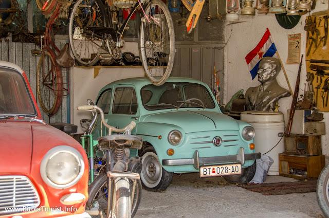 Auto and Etno museum in Krklino, Bitola Municipality - Macedonia