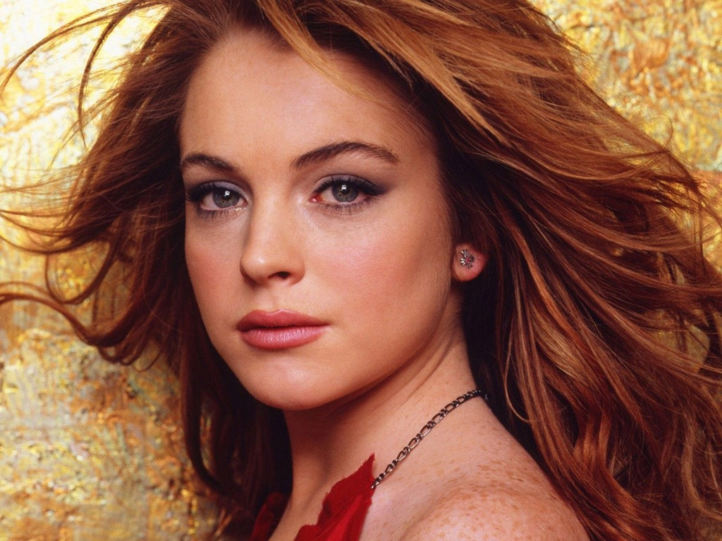 Clearly You as lindsay lohan just one