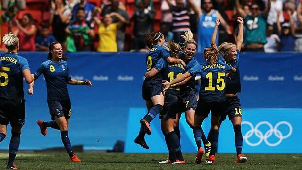 Seminais do torneio olímpico feminino de futebol são definidas
