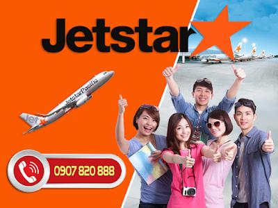 Jetstar chính thức mở bán vé máy bay Tết 2017
