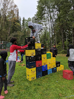 Pop Up Play - Kenora, Ontario