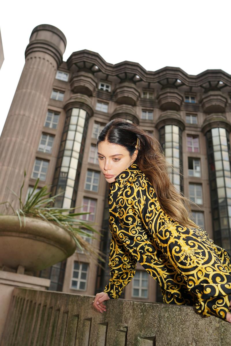 Postmodernist Paris & Versace