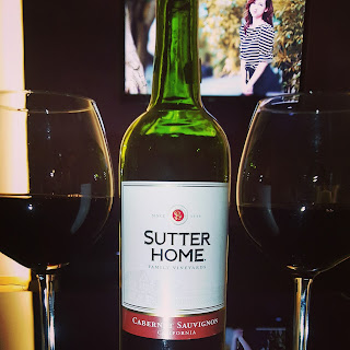 Sutter Home Cabernet Sauvignon opis smaku i recenzja wina