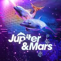 Jupiter and Mars Game Logo
