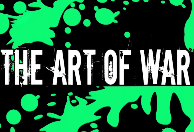 The Art Of War with Julia Mallory