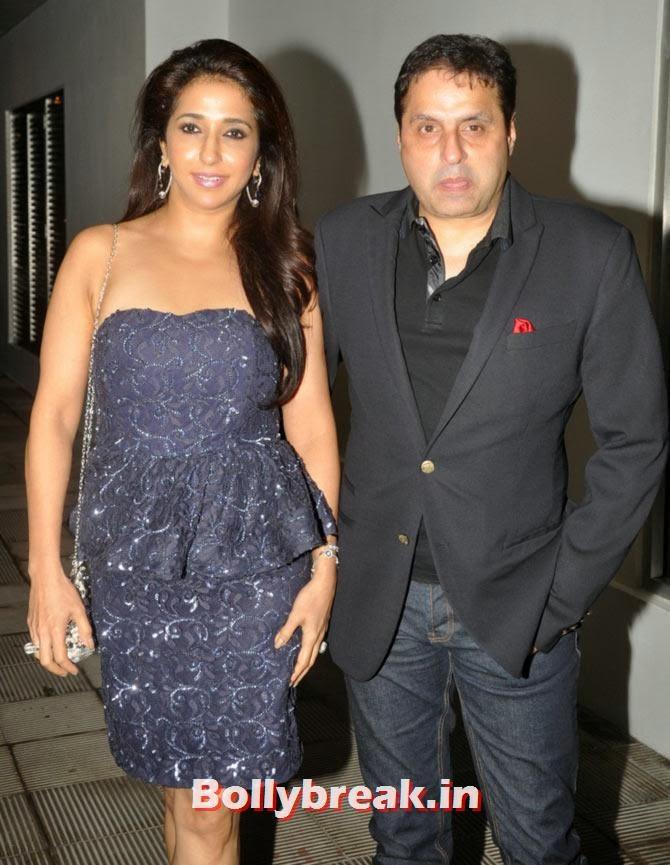 Krishika and Sunil Lulla, Shilpa Shetty - How not to make Money Bash