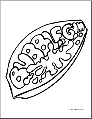 Elfa books for Gum coloring pages