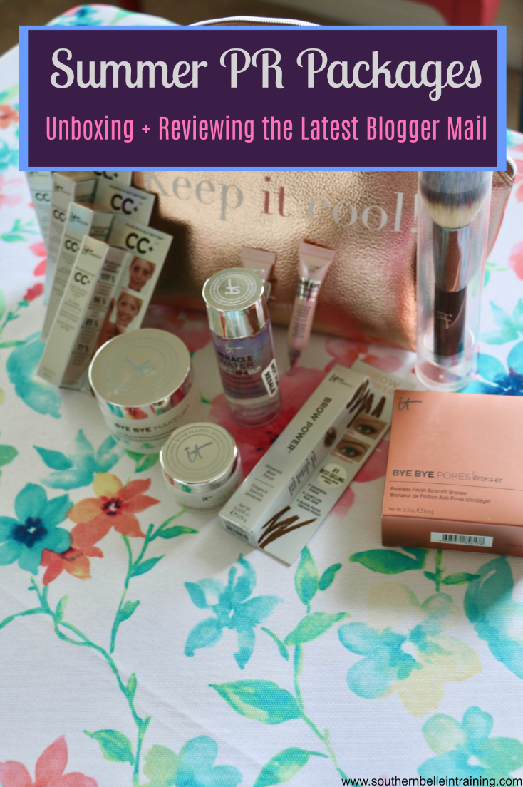Blogger Beauty PR Packages