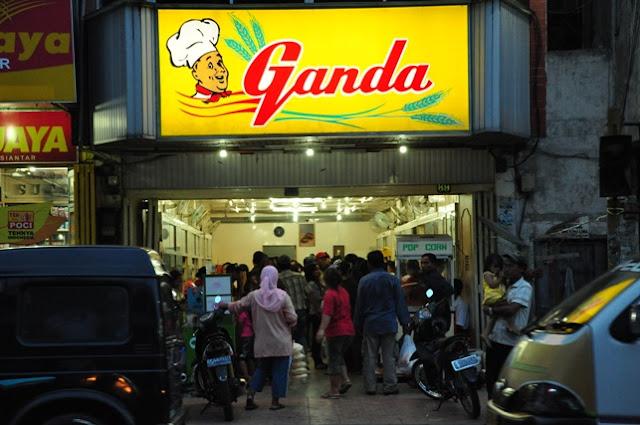 Cerita Tentang Kota Pematangsiantar - Toko Roti Ganda