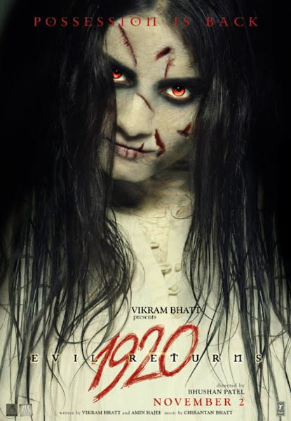 Poster Of 1920 Evil Returns 2012 Hindi 720p BRRip Full Movie Download