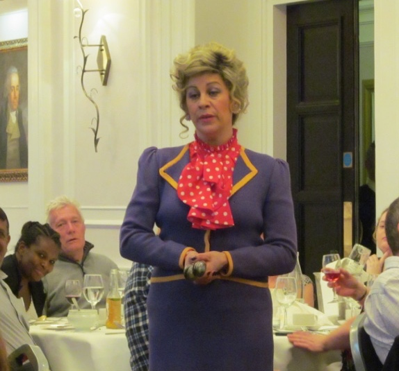 faulty towers dining experience sybil