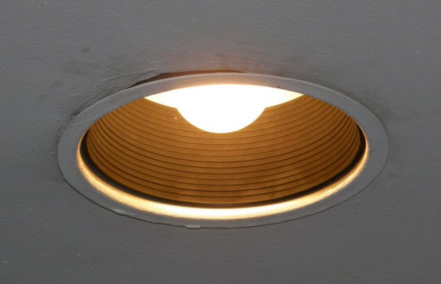 Choosing recessed lighting trim and cover recessed lighting layout recessed lighting trim aloadofball Image collections